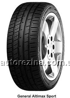 General Tire Altimax Sport 235/45 R18 98Y летняя