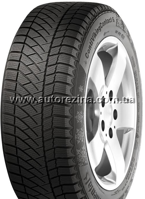 Continental ContiVikingContact 6 225/75 R16 108T зимняя