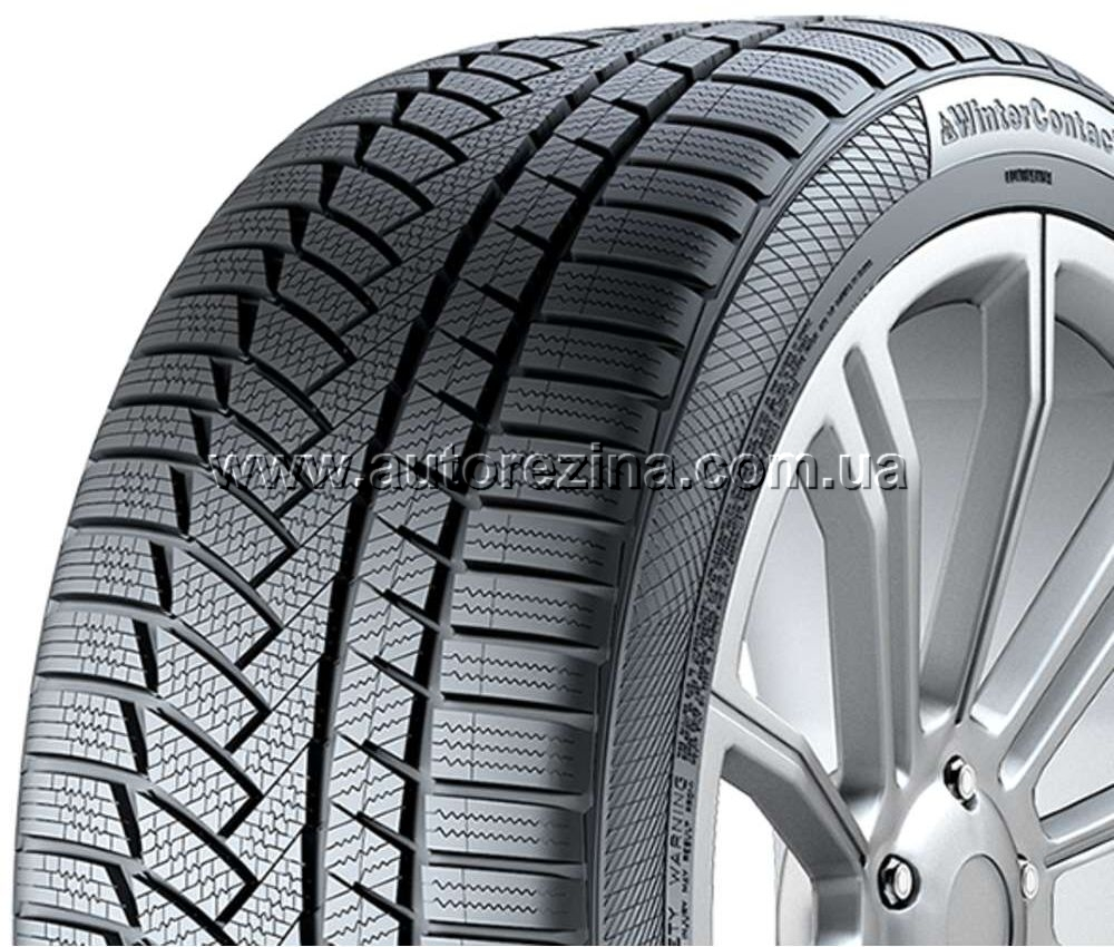 Continental ContiWinterContact TS 850P 215/65 R16 98T зимняя