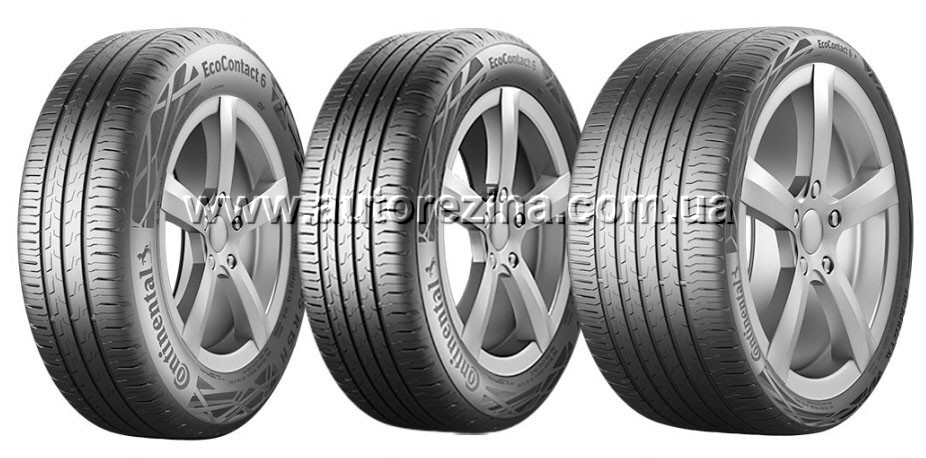 Continental EcoContact 6 215/55 R17