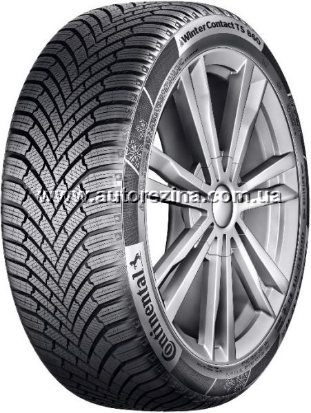 Continental WinterContact TS 860 185/60 R15 88T зимняя