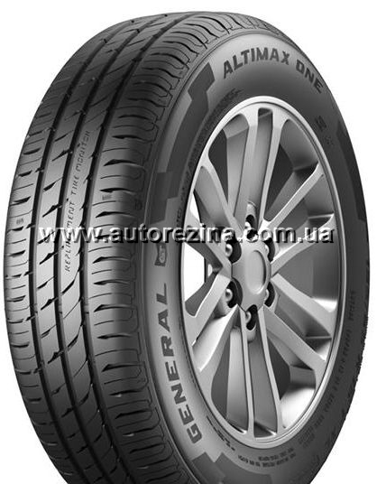 General Tire Altimax One 195/60 R15