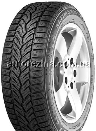 General Tire Altimax Winter Plus 195/65 R15 91T зимняя