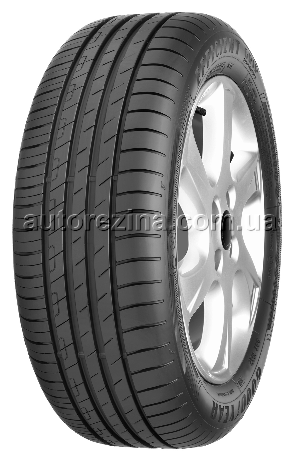 GoodYear EfficientGrip Performance 215/55 R17 94W летняя