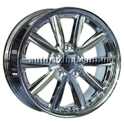 Marcello MR-20 Chrome R16 5/114.3