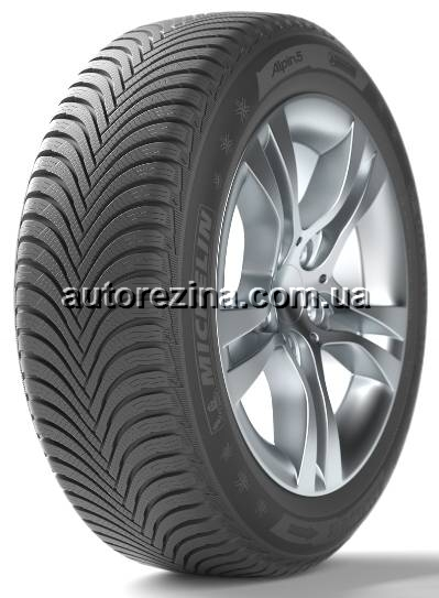Michelin Alpin 5 225/55 R16 99H зимняя
