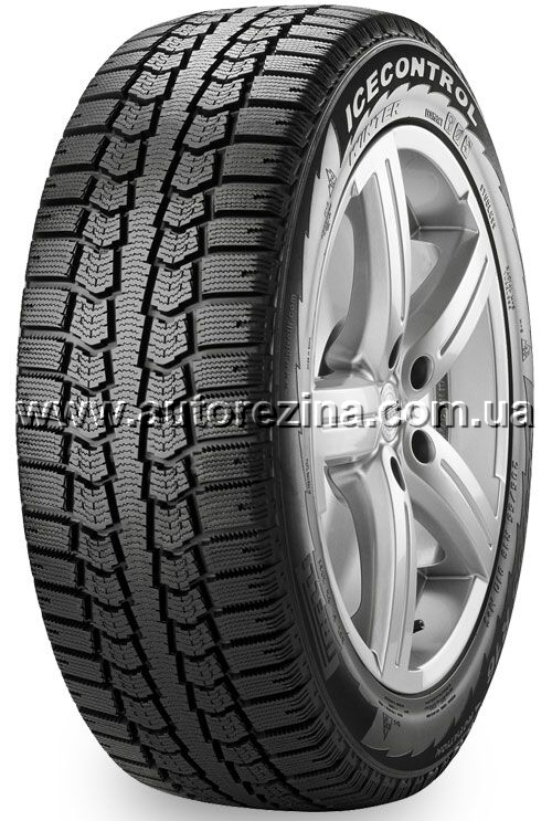 Pirelli Winter Ice Control 195/60 R15 88Q зимняя