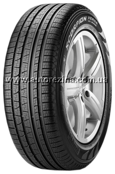 Pirelli Scorpion Verde All Season 215/65 R17 99V всесезонная