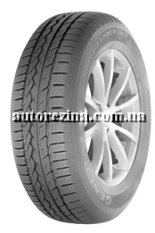 General Tire Snow Grabber 235/60 R18 107H зимняя