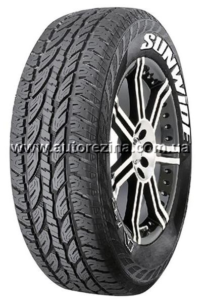 Sunwide Durevole AT 245/70 R16