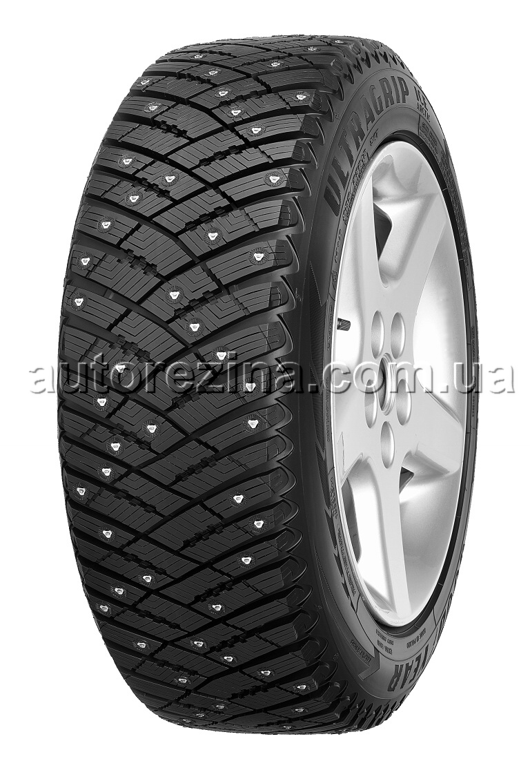 GoodYear UltraGrip Ice Arctic под шип/шип 195/60 R15 88T зимняя