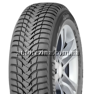 Michelin Alpin A4 185/65 R15 92T зимняя