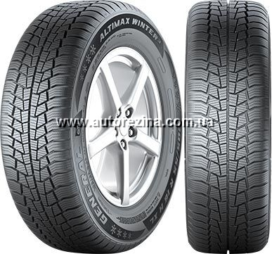 General Tire Altimax Winter 3 205/60 R16 92H зимняя