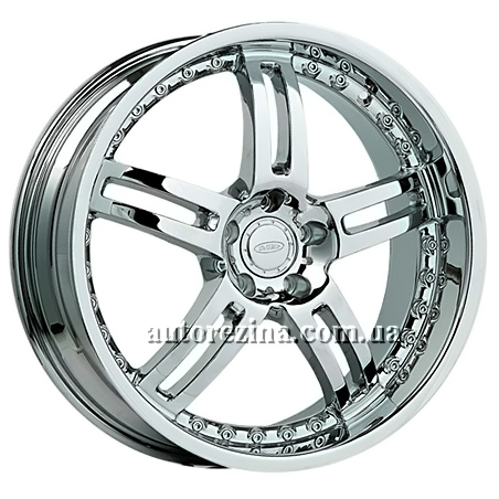 Mitech D-25 Forget Chrome 5x114.3 R18 DIA- ET42