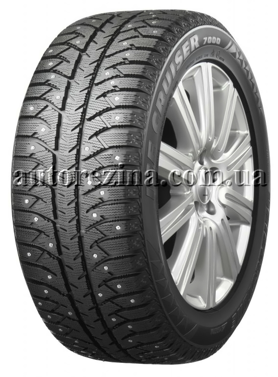 Bridgestone Ice Cruiser 7000 шип 175/65 R14 82T зимняя