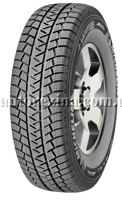 Michelin Latitude Alpin 255/55 R18 109V зимняя