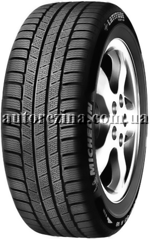 Michelin Latitude Alpin HP 235/50 R18 97H зимняя
