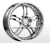 Mitech D-25 Forget Chrome R18 5/114.3