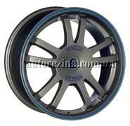 SPARCO SPARCO Rally White+Blue Lip R16 5/100